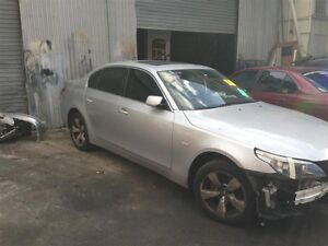 BMW 525I 2003 20 2007 E60 COMPLETE CAR FOR WRECKING North Parramatta Parramatta Area Preview