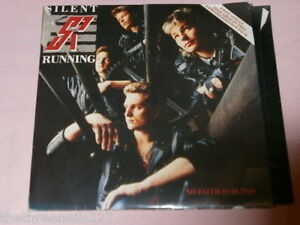 VINYL-7-SINGLE-SILENT-RUNNING-NO-FAITH-IS-BLIND-RD6104