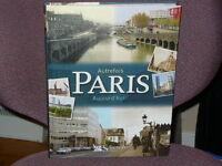 "Livre neuf ""Autrefois Paris Aujourd'hui"""