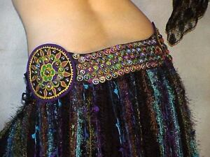 We3-Belly-Dance-Tribal-Gypsy-Peacock-Cabochon-Belt-S-2xl