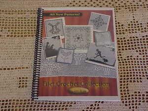 FILET CROCHET PATTERN BOOK - LOTS OF PATTERNS - Children, geometric, potholders
