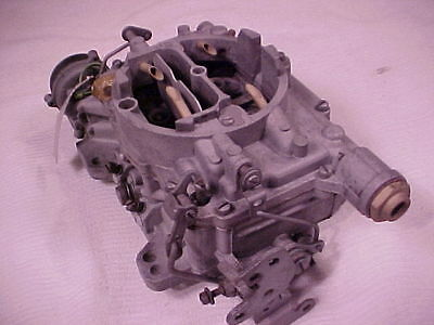 1964 1965 Pontiac GTO Carter AFB Carburetor 3896S 389 V8 Engine ORIGINAL GM OEM