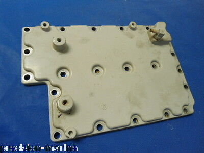 329503, Cover, Exhaust Outer, 90, 115 1984 Johnson 90hp, 4 CYL, J90MLCRD