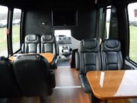 MC Limo & Chauffeured Transportation.. Limo Bus & Shuttles