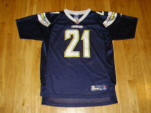 REEBOK-LADAINIAN-TOMLINSON-SAN-DIEGO-CHARGERS-NFL-YOUTH-REPLICA-JERSEY-XL-18-20