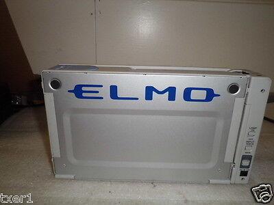 Elmo Hv-110xg Digital Visual Presenter No Ac Adapter Tested