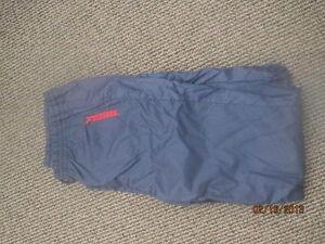 Brooks nylon workout pants