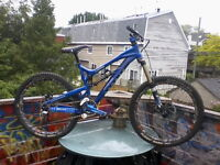 New Intence Uzzi VP mountain bike NEW