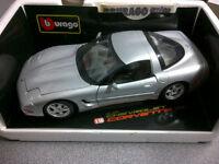 Corvette 1997 1/18 BBurago DieCast