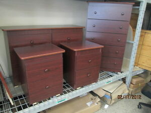 Mahogany 6 piece Bedroom Set Brand new