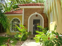 Very nice, affordable house for rent or sale in Cabarete