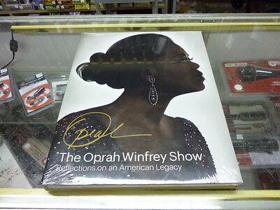 The Oprah Winfrey Show Reflections Book American Legacy Deborah Davis Tv Show
