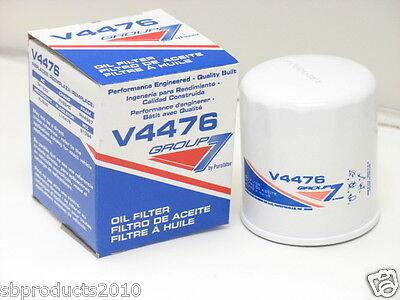 Group 7  V4476 Engine Oil Filter New