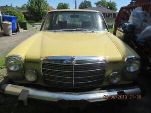 1975 Mercedes-Benz 300-D Classic Car Gatineau Ottawa / Gatineau Area image 4