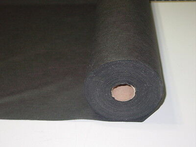 100 yards Black Cambric Bottom Cloth Dust Cover ~Wholesale Upholstery Supplies ~