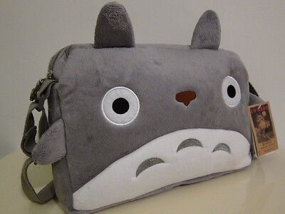 Studio Ghibli My Totoro Shoulder Messenger Hand Bag tote wallet purse M Size on Rummage