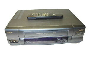 SAmsung VCR PLUS HI-FI DA 4 HEAD VIDEO REMOTE CONTROL