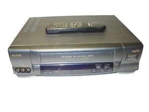 SAmsung VCR PLUS HI-FI DA 4 HEAD VIDEO REMOTE CONTROL