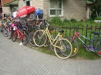 Vélos usagés / Used bikes