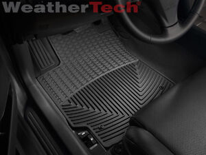 Weathertech All Weather Floor Mats Toyota Camry 2007 2011