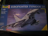 Revell (Germany) 1:48 Eurofighter Typhoon (Single Seater) #04568
