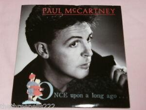 VINYL-7-SINGLE-PAUL-McCARTNEY-ONCE-UPON-A-LONG-AGO-R6170