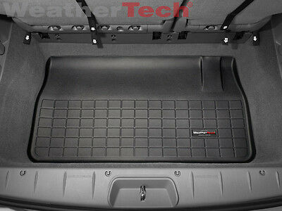 WeatherTech Cargo Liner for Town & Country / Grand Caravan / Routan- Black