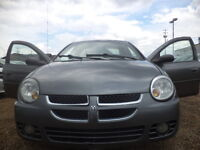 2005 Dodge Neon SX 2.0 Sedan==EXCELLENT SHAPE IN AND OUT