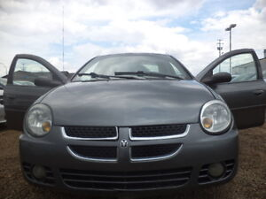 2005 Dodge Neon SX 2.0 Sedan==EXCELLENT SHAPE IN AND OUT Edmonton Edmonton Area image 1