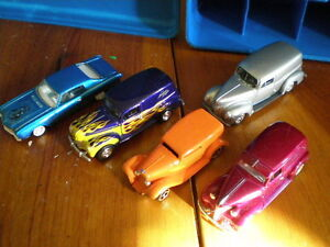 toy cars hot rods