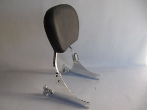 Quick Detachable Sissy Bar with Backrest for Harley Davidson Softail