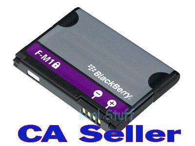 BlackBerry OEM Battery F-M1 FM1 Pearl 3G 9100 9105 Style 9670 1150mAh