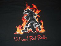 Wharf Rat Rally Collectors' Shirts