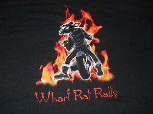 Wharf Rat Rally Collectors' Shirts