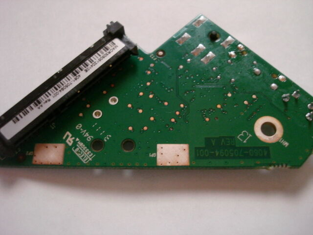Western Digital My Book Essential 4061-705094-001 PCB Control Board 4060-705094