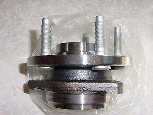 1999 to 2003 Ford Windstar Front Premium Wheel Bearing