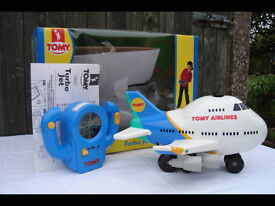 Tomy Airlines remote control plane