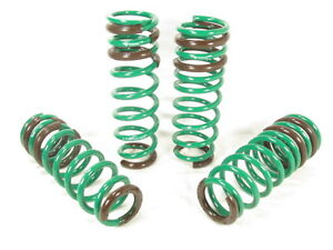 TEIN S.Tech Lowering Springs Kit 94-01 Acura Integra 1.8L DC2 DC4 SKA18-AUB00