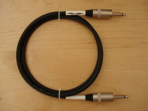 Klotz-Jack-Guitar-Amp-Cab-Cabinet-Speaker-Cable-1-5m