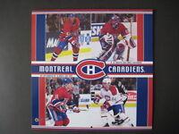 CALENDRIER CANADIEN DE MONTRÉAL.2003