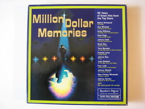 MILLION DOLLAR MEMORIES (BOX SET-9 DISQUES VINYLS)