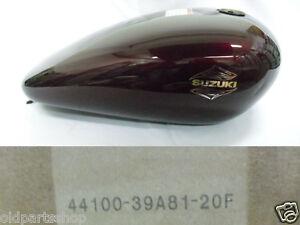 Suzuki Intruder VS800 Fuel Tank NOS VS400 NEW GAS TANK 44100-39A81-20F