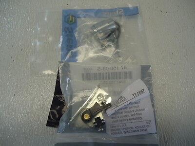 Breaker Points   Condenser Fits 10 12 14 16Hp Kohler K241 K301 K321 K341