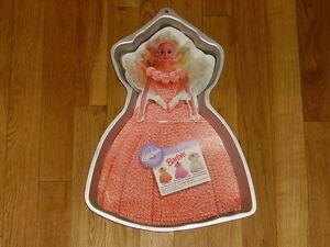 Wilton Princess Dress Cake Pan