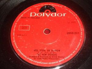VINYL-7-SINGLE-The-New-Seekers-Beg-Steal-or-Borrow-2058-201