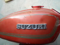 1974 SUZUKI GT380 PARTS