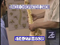 TRUSTED MONTREAL CHIROPRACTOR - CALL FOR YOUR APPOINTMENT TODAY