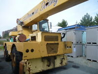 18 TON ROUGH TERRAIN CRANE