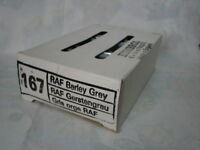 Humbrol - Enamel - Offerta 6 Pezzi - 167 Raf Barley Grey -  - ebay.it