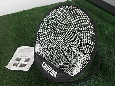 RETE DA GOLF ROTONDA PER PRATICA GOLF ALLENAMENTO CHIPPING NET